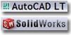 APT engineers work with SolidWorks and AutoCAD LT