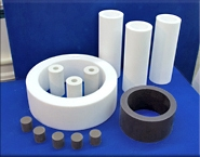 PTFE Rod & Tube Molded Stock